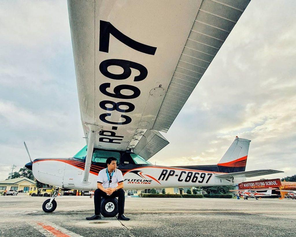 Fliteline Aviation Indonesia, sekolah pilot yang berada di Filipina