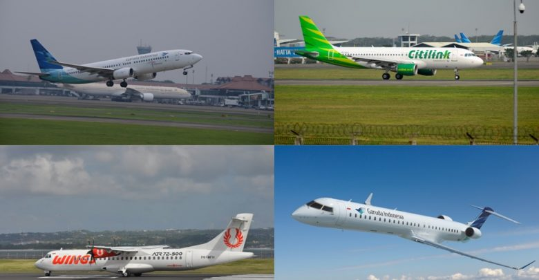 Perbandingan gaji pilot di beberapa maskapai penerbangan di Indonesia