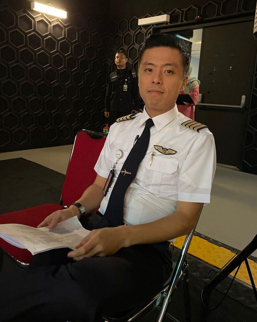 pilot batik