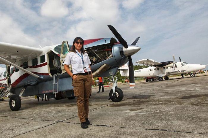 sekolah pilot di Indonesia