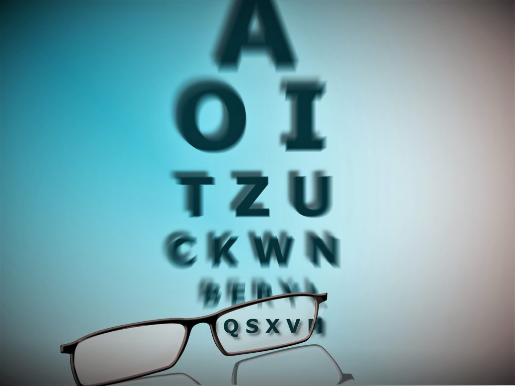 Test kesehatan mata adalah salah satu unsur tes kesehatan penerbang