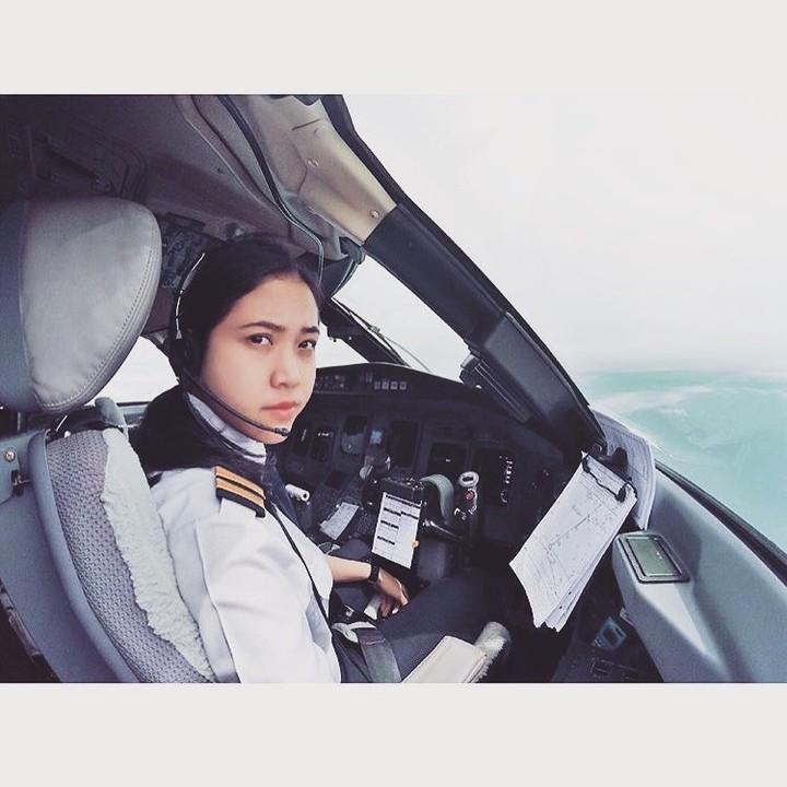 Gaji Co-Pilot Garuda
